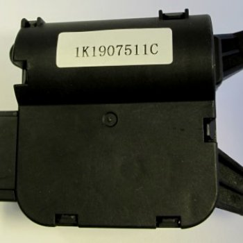 Моторедуктор заслонки отопителя Cartronic CRTR0122117 Ref.1K1907511C