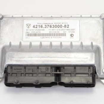 Блок управления М10.3  4216.3763000-82 ИУ