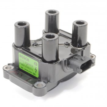 Модуль зажигания ZSK 2х2  F000ZS0211