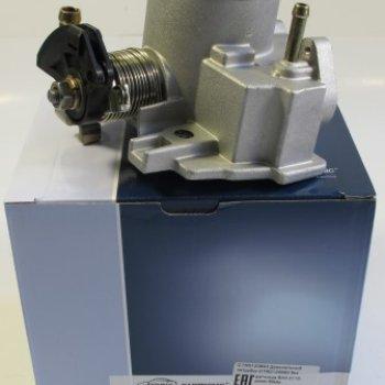 Дроссельный патрубок Cartronic CRTR0120693 без датчиков ВАЗ 2115, диам 56мм
