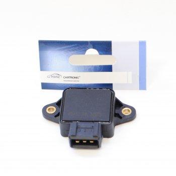 Датчик положения дроссельной заслонки Cartronic CRTR0100504 (японские контакты,НРК1-8/0280122001 Ref.GC-206/ 406.1130000-01 Ref./24.3855)