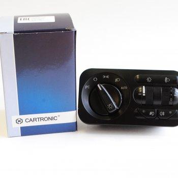 Модуль-переключатель светотехникой УАЗ 3163 Патриот Cartronic CRTR0103560 Ref.471.3769/ 142.3769/ 3163-3709600-10