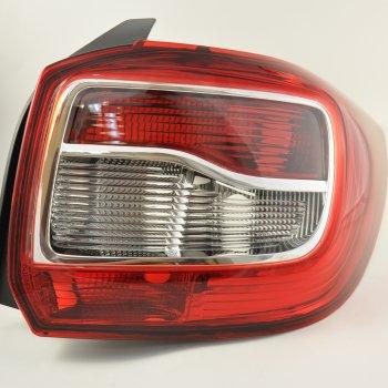 Фонарь задний Renault Logan (2014-), правый, Cartronic CRTR0108715 Ref.265501454R/ RNS-0103-0020