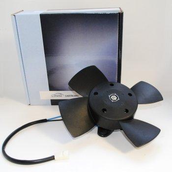 Вентилятор охлаждения Cartronic CRTR0089702 (с крыльчаткой 4-х лопастной. Ref.70.3730 /HW303)