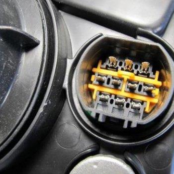 Фара KIA Rio 2011 Cartronic CRTR0120590 Правая Ref.921024X000