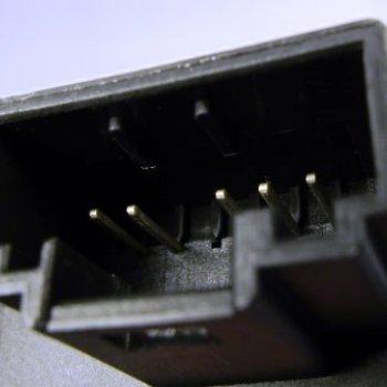 Моторедуктор заслонки отопителя Cartronic CRTR0122115 Ref.1K0907511J