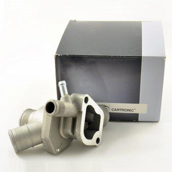 Термостат корпусной в сборе Cartronic CRTR0115141 (85град Ref.1118-1306010)