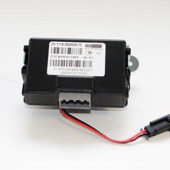 Блок управления и блок сигнализации СБП с кронштейном 1118-3826006-10 ИУ