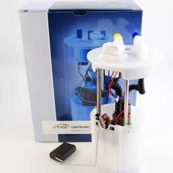 Модуль погружного электробензонасоса Cartronic CRTR0109595 KSZC-A273/ T11-1106610DA Ref.